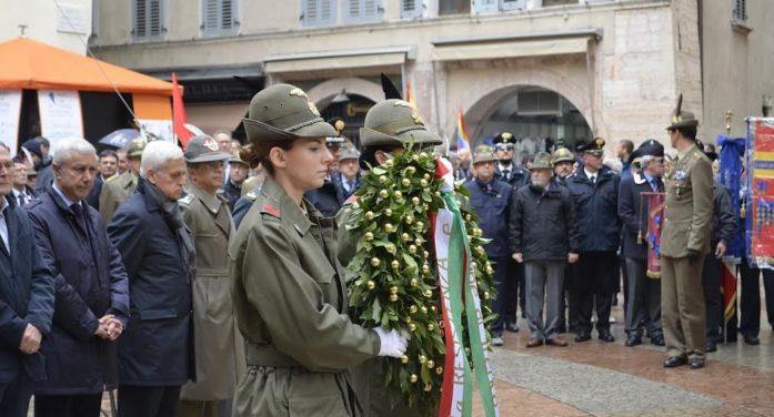 Festa della Liberazione in Trentino Alto Adige: resi gli Onori ai Caduti per la Patria, la Libertà e la Pace