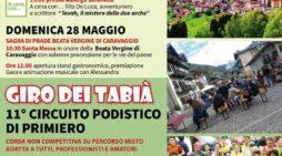 """Sagra patronale di Prade e """"Giro dei tabià"""" domenica 28 maggio"""