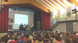 Apt SMART, Antonio Stompanato presidente con 10 voti, 7 preferenze per Clelia Corona