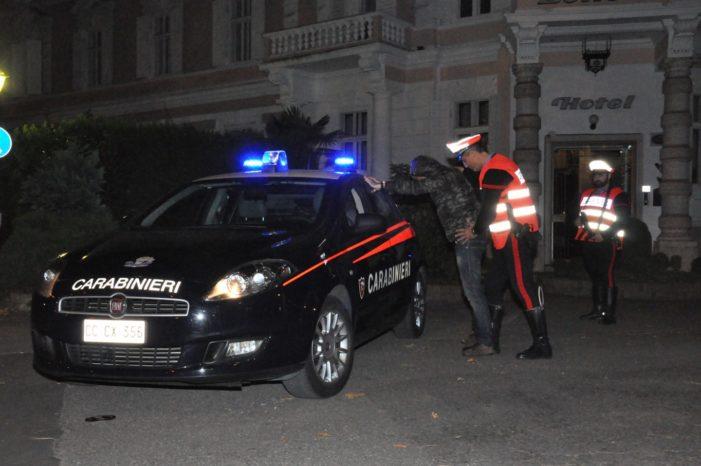 Furti e rapine nel Nord Italia: 23 arresti