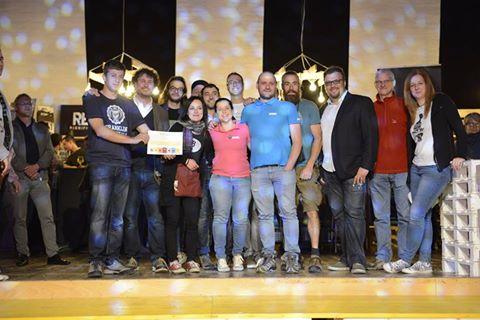 Trento, a 'Cerevisia' Festival delle birre artigianali il Premio Birrificio trentino dell'anno 2017 a BioNoc'