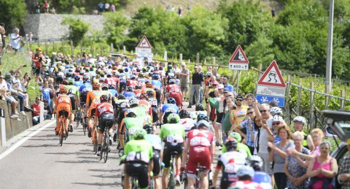 Giro d'Italia a Canazei: vince Rolland. Tappone Dolomitico giovedì da Moena a Ortisei (VIDEO)