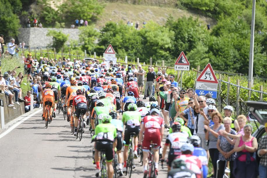 Giro d'Italia 2017: 18a tappa, Moena-Ortisei. Live