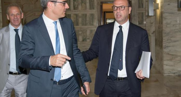Alfano incontra governatore Alto Adige Kompatscher