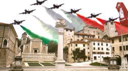 Mondiali Parapendio Feltre, mercoledì 28 giugno Frecce Tricolori salutano l'evento (PROGRAMMA)