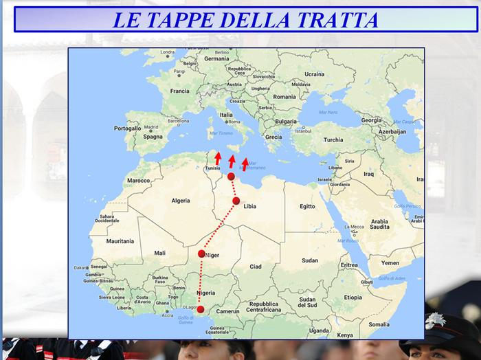 Vudù per arruolare 'schiave': 11 fermi tra Bologna, Modena, Crotone e Bolzano