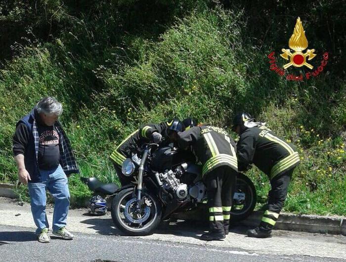Pavia, grave incidente fra moto, coinvolta anche una giovane trentina