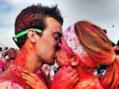 NordEst, 'Holi' lancia il Festival dei colori il 27 agosto: pronti a baciarvi?