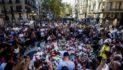 Attentato Barcellona, killer in fuga,'Volevano distruggere Sagrada Familia'. Attacco anche in Finlandia