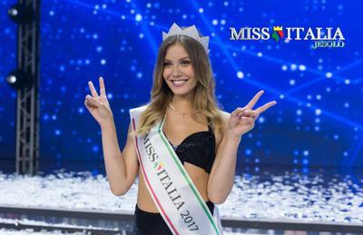 Samira terza a Miss Italia 2017