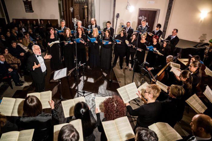 Primiero Dolomiti Festival 2017, sabato 18 novembre melodie dal NordEst con il Coro del Friuli Venezia Giulia