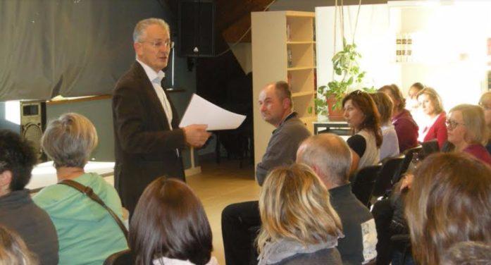 Istituto Comprensivo di Primiero, il nuovo Dirigente scolastico Giulio Bertoldi si presenta alle famiglie