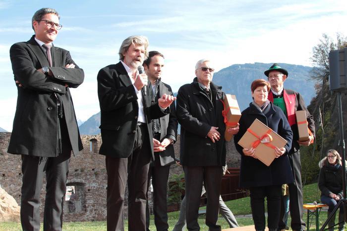 Messner, protesta Firmiano cruciale per Alto Adige