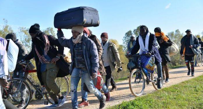 Altri profughi escono Cpt Cona