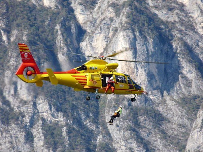 Recuperato il corpo dell'escursionista veneto deceduto su Cima Cornetto del Bondone