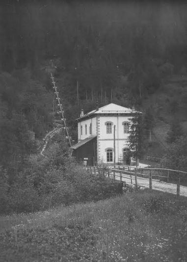 Primiero, Centrale idroelettrica dei 'Boaletti': 115 anni fa il collaudo dei lavori