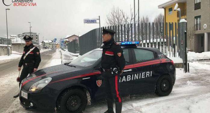 Furto di gioielli in Valsugana: Carabinieri denunciano due minori