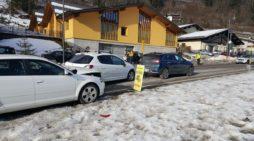 Due interventi nel weekend per la Polizia locale di Primiero: incidenti non gravi a Siror e Mezzano