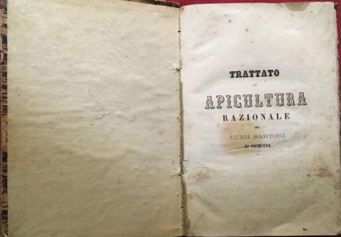 """""""Luigi Sartori di Primiero"""", quando le api scrivono la storia di una Valle"""