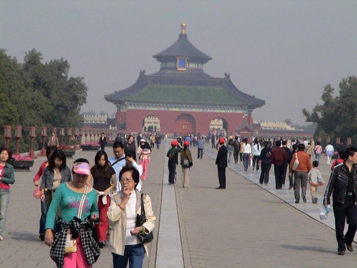 A NordEst vola il turismo Italia – Cina: sono 129 milioni i turisti cinesi nel mondo