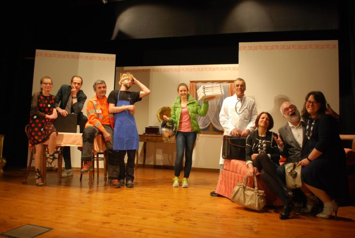 """Rassegna Primiero Teatro 2018: gran finale il 21/22 aprile con la """"Siarpa de la Sposa"""""""