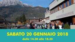 Scuola aperta all'Istituto Comprensivo di Primiero, sabato 20 gennaio dalle 14.30 alle 18.30