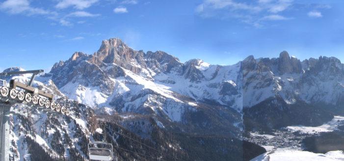 Meteo Dolomiti, deboli precipitazioni in arrivo: attenzione alle forti raffiche di vento mercoledì, peggiora nel weekend