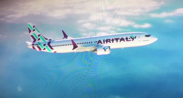 """Meridiana diventa """"Air Italy"""" e lancia la sfida all'Alitalia"""