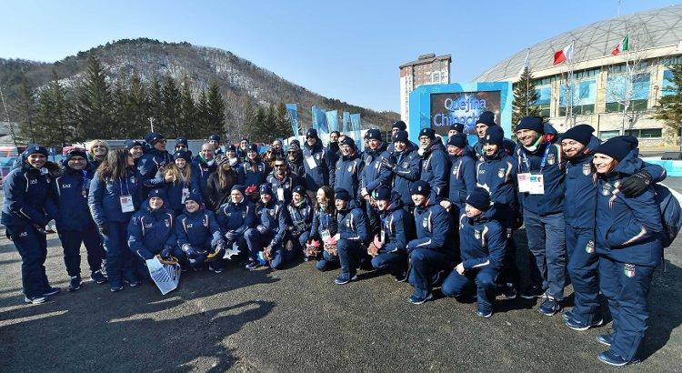 Olimpiadi pyeongchang primiero tifa i suoi campioni i for Xxiii giochi olimpici invernali di pyeongchang medaglie per paese