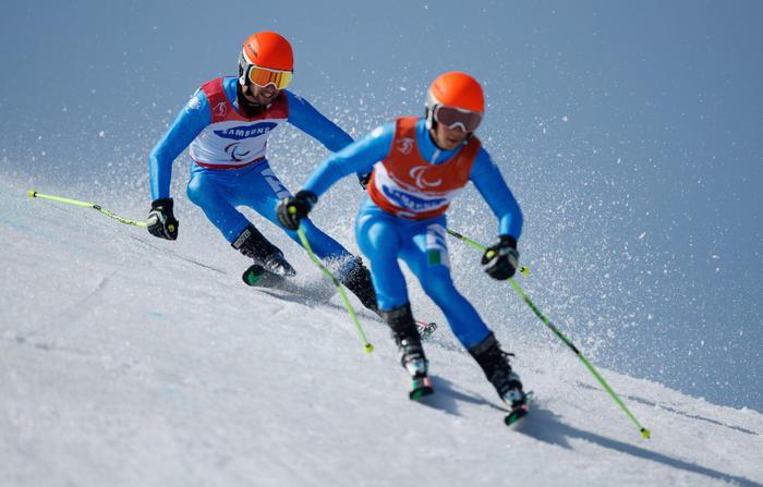 Paralimpiadi 2018, Bertagnolli – Casal oro bis e quarta medaglia trentina ai Giochi olimpici