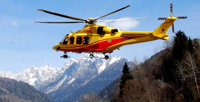 Elisoccorso trentino, sosta forzata di tre velivoli per manutenzioni: ritorna operativo un elicottero