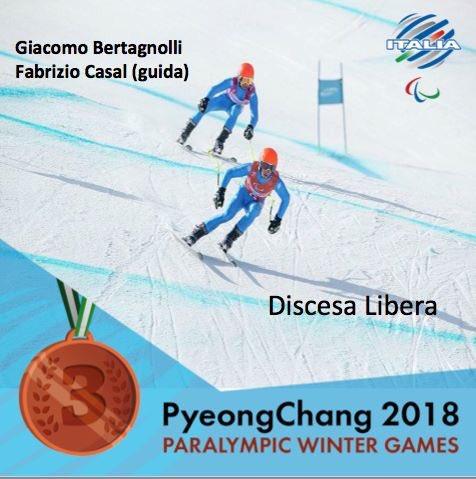 L'hockeista Planker portabandiera azzurro alle Paralimpiadi in Corea