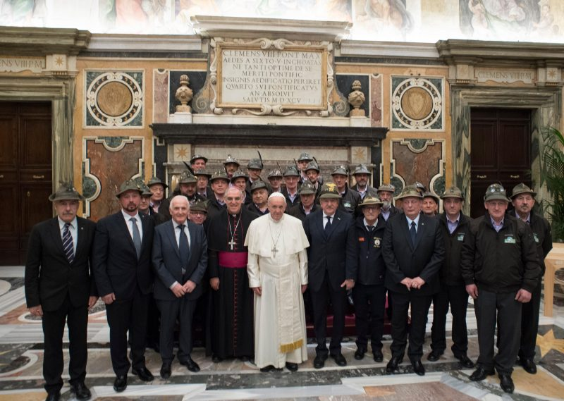 Papa Francesco ai giovani: