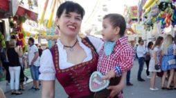Egle Tonin, dal Bellunese a Regensburg in Germania: infermiera per passione
