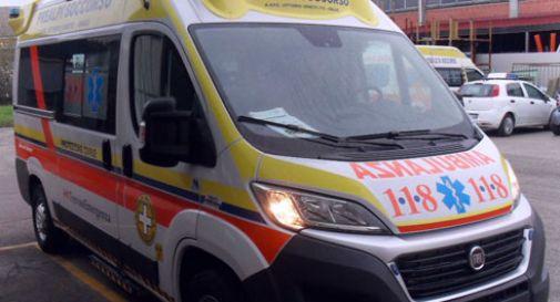 Castelfranco Veneto, incidente auto-moto motociclista morto sul colpo