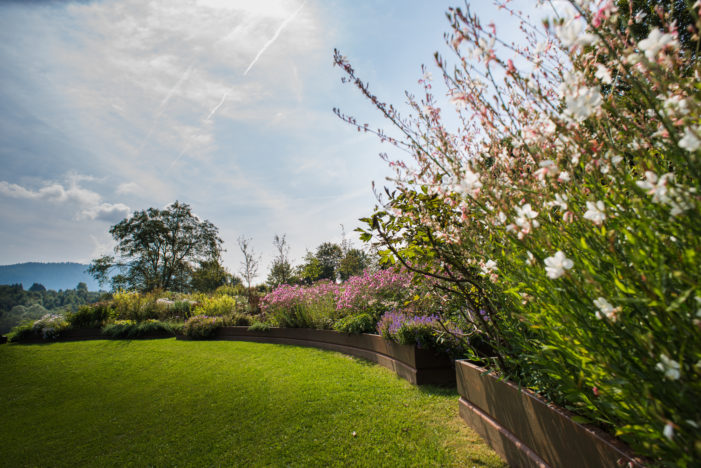 Pieve Tesino, Visite guidate estive al Giardino d'Europa De Gasperi