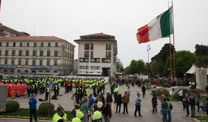 Adunata della Grande Guerra, dopo Trento 60mila alpini in Adunata a Vittorio Veneto