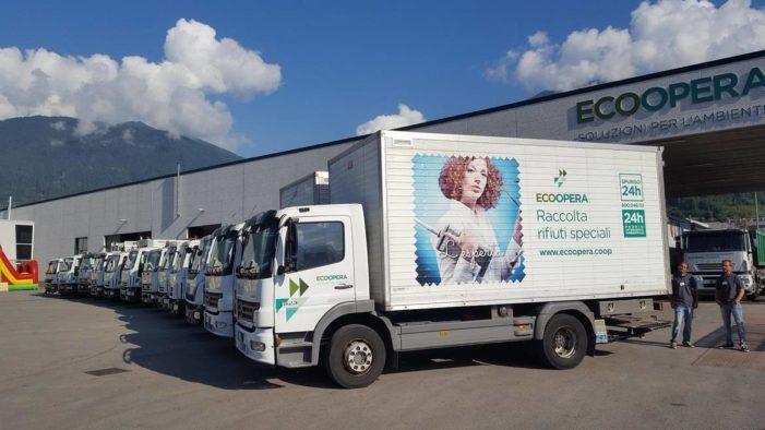 Ecoopera, l'unione continua a dare buoni frutti: utile lordo di 1 milione 156 mila euro
