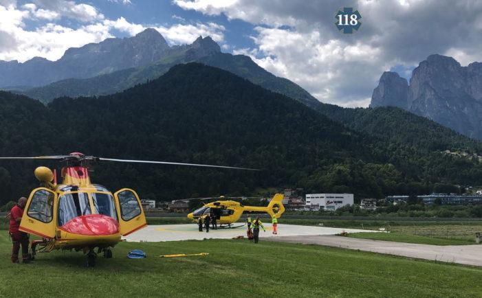 Tragedia sul Monte Agner: muore un altoatesino, ferito il compagno. Caduta fatale anche nel Cadore