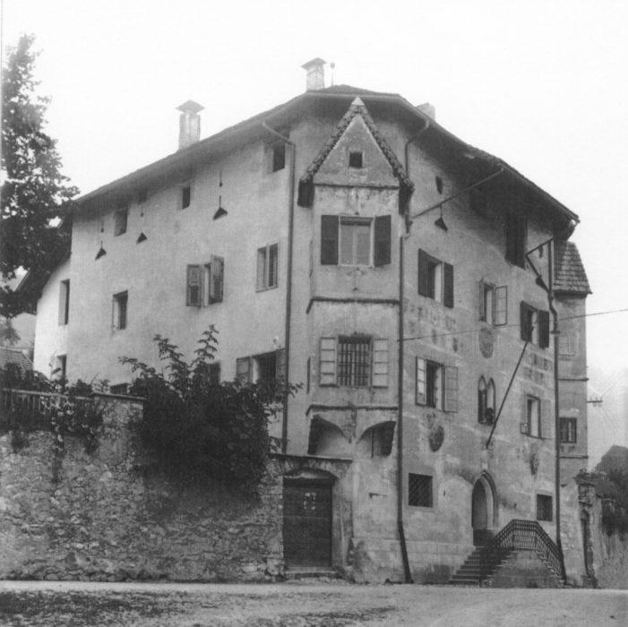 Centocinquant'anni di Autonomia in Trentino: il Palazzo del Capitanato di Primiero
