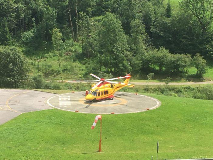 Primiero, Tre interventi sanitari in due giorni per l'Elisoccorso: grande lavoro anche per le ambulanze