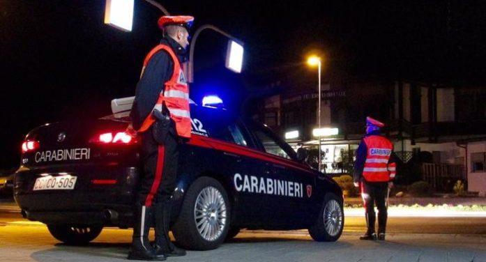 Stalking, perseguita la ex, arrestato dai carabinieri