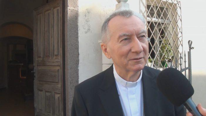 Il Papa a NordEst? Molto presto, spera il suo Segretario di Stato Cardinale Parolin dal Primiero
