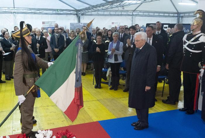 Maltempo, Presidente Mattarella da Biella: Stato c'è e saprà esserci ancora. Casellati nel Bellunese, è colpo al cuore