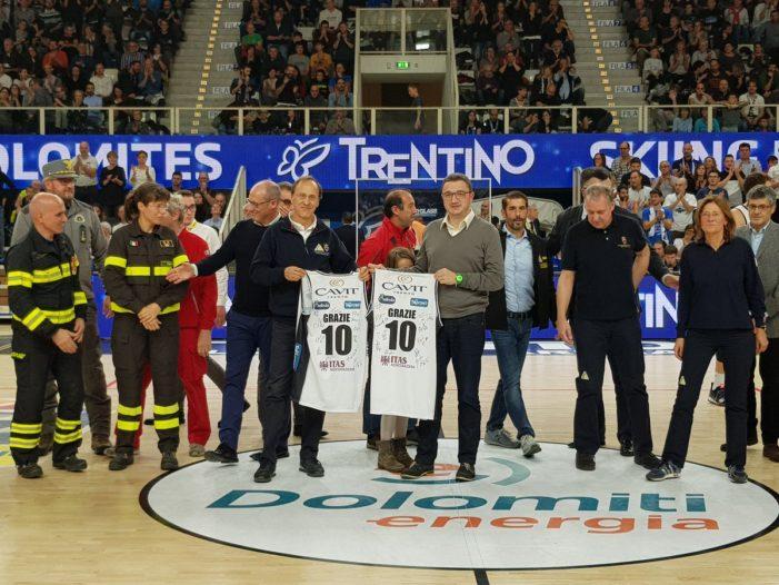 Emergenza Maltempo in Trentino, al via raccolta fondi promossa da Provincia, imprenditori e sindacati. Lo Sport ringrazia la Protezione civile