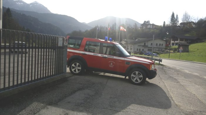 Emergenza maltempo, l'Associazione Proprietari San Martino di Castrozza ringrazia i volontari donando alcune attrezzature