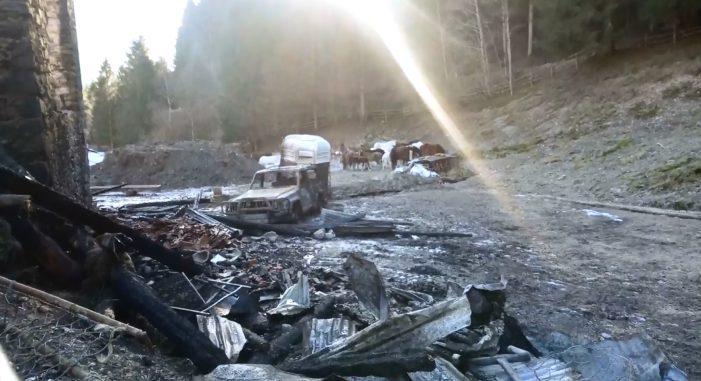 Valle del Vanoi, Fiamme a Caoria: indagini a tutto campo per risalire all'origine del rogo. Notte di gran lavoro per i Vigili del fuoco: le testimonianze