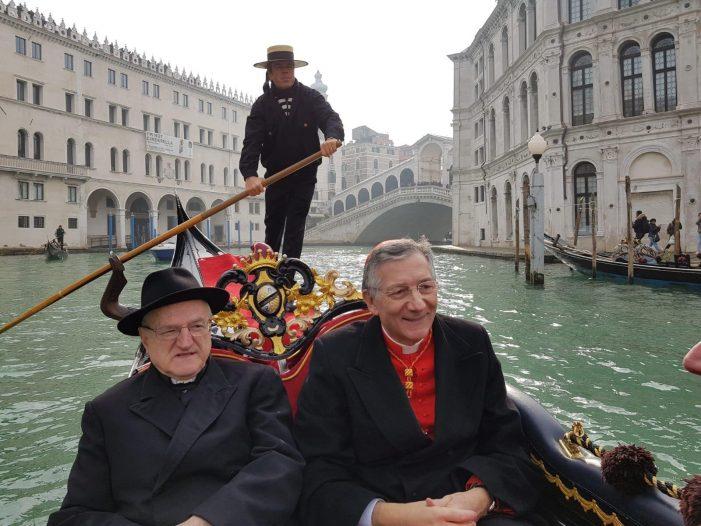 Venezia, Dopo Cannaregio fino a domenica 17 febbraio il Patriarca Moraglia è in Visita pastorale a Murano: l'isola del vetro