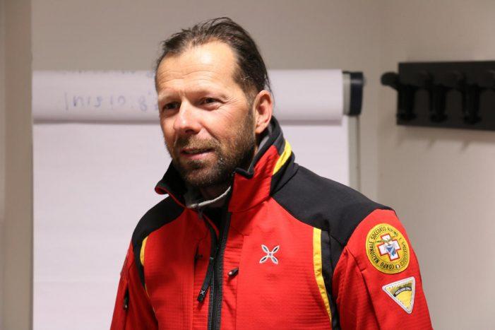 Soccorso alpino trentino, Mabboni nuovo presidente richiama all'unità