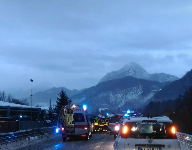 Incidente a Imèr, il 'Grazie di cuore' dopo i Soccorsi